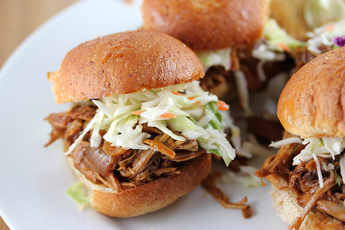 Pulled Pork Sliders « AB Products